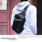 Hedgren ボディバッグ メンズ iPad ナイロン FREEHOLD