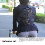 NOMADIC ボディバッグ ナイロン A5 ワンショルダーバッグ iPad mini