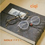 Ciqi NATALIE シキ  ナタリー リーディンググラス PCめがね 老眼鏡 ブルーライトカットめがね〈ソフトケース付き〉