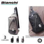 ビアンキ ボディバッグ 大容量 公式 Bianchi ビアンキ ウエストバッグ TBKA-06 送料無料