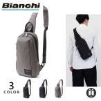 ビアンキ ボディバッグ メンズ おしゃれ 公式 Bianchi ビアンキ ボディバッグ TBNY-02 送料無料