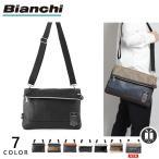 ショッピングビアンキ ビアンキ 2way ショルダーバッグ クラッチバッグ PU レザー メンズ Bianchi TBPI-03 [公式]