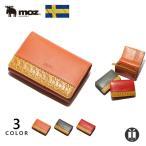 財布 二つ折り財布 小銭入れ付き レディース メンズ 公式 モズ moz  ZNWC-86060