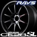 RAYS VOLK RACING CE28SL 18inch 9.5J PCD:114.3 穴数:5H カラー:PG レイズ ボルクレーシング