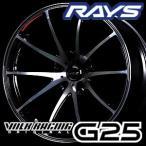 【在庫あり・即納可】 RAYS VOLK RACING G25 D-BK 2015 Limited Edition 18inch 8.5J PCD:114.3 穴数:5H カラー:KK レイズ ボルクレーシング