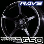 RAYS VOLK RACING G50 18inch 9.5J PCD:114.3 穴数:5H カラー: CB / GP / PD レイズ ボルクレーシング