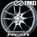 ENKEI PF01 15inch 5.0J PCD:100 穴数:4H カラー: Sparkle Silver エンケイ ホイール