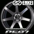 ENKEI PF07 18inch 8.5J PCD:114.3 穴数:5H カラー:Dark Silver エンケイ ホイール