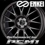 ENKEI PFM1 17inch 7.0J PCD:100 穴数:4H カラー:Dark Silver エンケイ ホイール