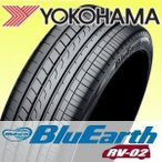 YOKOHAMA (ヨコハマ) BluEarth RV-02 215/55R17 94V サマータイヤ アールブイ ゼロツー