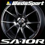 WEDS SPORT SA-10R 15inch 5.0J PCD:100 穴数:4H カラー:ZBB ウェッズスポーツ エスエーイチマルアール