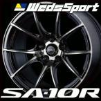 WEDS SPORT SA-10R 18inch 7.5J PCD:114.3 穴数:5H カラー:ZBB ウェッズスポーツ エスエーイチマルアール
