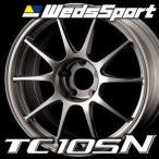 WEDS SPORT TC105N 17inch 8.0J PCD:114.3 穴数:5H カラー:TSチタン ウェッズスポーツ ティーシーイチマルゴエヌ