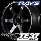 RAYS VOLK RACING TE37 SONIC 16inch 6.0J PCD:100 穴数:4H カラー: MM / BR レイズ ボルクレーシング