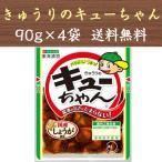 きゅうりのキューちゃん 100g×4袋 送料無料 東海漬物