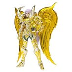"Bandai Tamashii Nations Saint クロス Myth EX Aries Mu (God Cloth) ""Saint Seiya -Soul of ゴールド-"" アクション Figure[海外取寄せ品]"