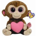 TY Beanie Boos - CASANOVA the Valentine サル ( Beanie ベビー サイズ )海外取寄せ品
