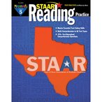 STAAR Reading Practice Grade 5海外取寄せ品