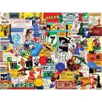 ホワイト Mountain パズル ゲーム ジグソーパズル パズル (1000 Piece) by ホワイト Mountain パズル海外取寄せ品