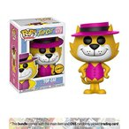 Top Cat (Chase Edition): ファンコ POP! Animation x Hanna-Barbera Top C(海外取寄せ品)