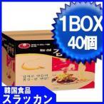 ジャガイモ麺117g 1BOX40個 韓国ラーメン 韓国食品 らーめん ラーメン 並行輸入品 (ジャガイモ麺1BOX40個)