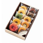 内祝い ギフト カリーノ カラフル焼ドーナツ詰合せ 10個 CYD-20N (96041-07)