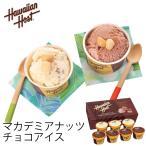 (産地直送/送料無料)ハワイアンホースト マカデミアナッツチョコアイス (-V5906-807A-) | 内祝い お祝い お返し