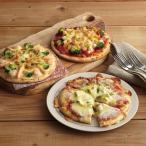 (お歳暮 ギフト)(産地直送/送料無料)北海道自家製チーズピザ (4枚) 8654 (V8024-569T)