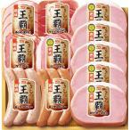 お中元 ギフト(産地直送/送料無料)丸大食品 王覇ハムギフト MO500 (1023-120)