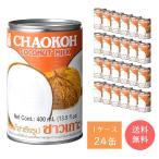 チャオコー ココナッツミルク 1ケース (400ml×24缶) 送料無料