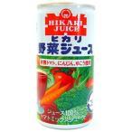 ショッピングトマトジュース 【送料無料】光食品 有機トマト・にんじん・ゆこう使用野菜ジュース 190g×30缶