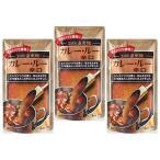 コスモ直火焼 カレールー 辛口 170g×3袋  【コスモ食品 フレーク】