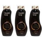 バンホーテン チョコレートシロップ 630g×3個   【Van Houten  CHOCOLATE syrup 業務用 製菓材料 チョコ】