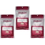 【宅配便送料無料】  GABAN フライドポテトシーズニング(パルメザンチーズ&ブラックペッパー) 100g×3袋