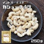 世界美食探究 インド産 カシューナッツ 250g【素焼き】【無塩、無油】