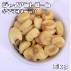 世界美食探究 ペルー産 ジャイコーン 6kg【業務用大袋】【辛子マヨネーズ味】