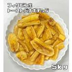 世界美食探究 フィリピン産 トーストバナナチップ 5kg 【業務用】【スライスバナナ、乾燥バナナ】