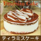 誕生日ケーキ バースデイケーキ お菓子 お返し スイーツ 送料無料 濃厚 ティラミス ケーキ 5号