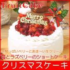 クリスマスケーキ 2021 予約 送料無料 苺とラズベリーのショートケーキ プレゼント お取り寄せ ギフト 早割り 早期割引