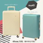 スーツケース ACE エース 33L 日本製 機内持ち込み キャリーケース 1-3泊用 4輪 TSAロック ハント 05745