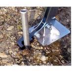 農業用パイプ抜き器、支柱抜き器 支柱抜き器φ19.1用・φ22.2用・φ25.4用