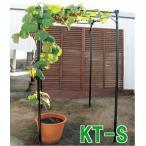 (送料無料) 第一ビニール DAIM 小型 フルーツ栽培キット くだもの棚セット KT-S (キウイ棚 ぶどう棚 葡萄棚 園芸棚 藤棚 パーゴラ) saka (zs13)