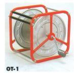 ハタヤ 空リール 電線・ロープ巻取り器OT-1 カラリール haya