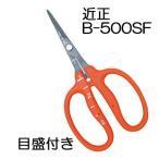 近正 ぶどう鋏 B-500SF ステンレスフッソ加工 チカマサ ぶどう手入れ鋏 目盛付き