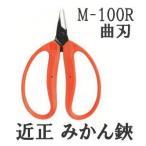 近正 チカマサ みかん鋏 M-100R 曲刃