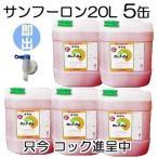除草剤 サンフーロン 20L×5缶セット