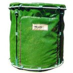 (法人or営業所で引取り送料無料)タヒロン 静置型 簡易堆肥器 φ1100×1150mm タヒロン 環境用 田中産業 saka