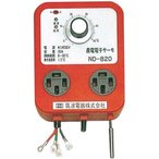 農電電子サーモ ND-820 単相・三相200V・16A [ヒーターサーモ 換気扇サーモ サーモスタット 温度センサー 温室]