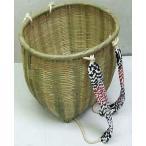 国産 手編み背負い籠(大) 竹かご 竹細工