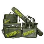 バリバス VARIVAS へらバッグ、ロッドケース、サブバッグ、クッションセット グリーン